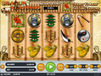 Shaolin Fortunes Online Slot