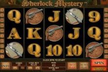 Sherlocks Reel Mystery Online Slot
