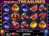 Shining Treasures Online Slot