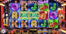 Sin City Nights Online Slot