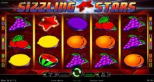 Sizzling Stars Online Slot