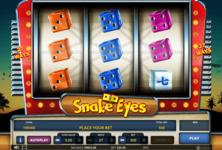 Snake Eyes Online Slot