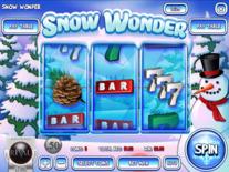 Snow Wonder Online Slot
