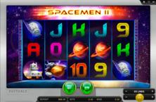 Spacemen Ii Online Slot