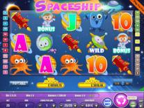 Spaceship Online Slot