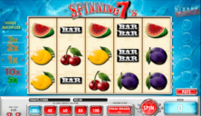Spinning 7S Online Slot