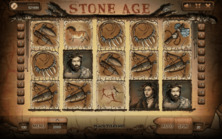 Stone Age Online Slot