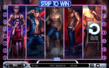 Strip To Win Online Slot