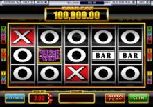 Super Spins Bar X Gold Online Slot
