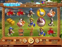 Super Twister Online Slot