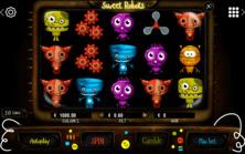 Sweet Robots Online Slot