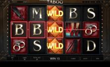 Taboo Online Slot