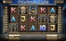Temple Cats Online Slot