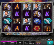 The Amulet And The Charm Online Slot