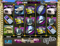 The Glam Life Online Slot