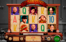 The Three Stooges Online Slot