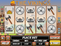 The Vikings Online Slot