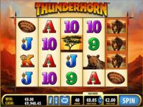 Thunderhorn Online Slot