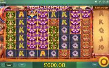 Totem Lightning Power Reels Online Slot