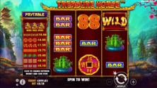 Treasure Horse Online Slot