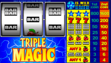 Triple Magic Online Slot