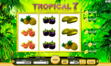 Tropical 7 Online Slot