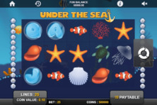 Under The Sea Online Slot
