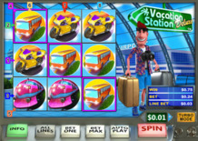 Vacation Station Deluxe Online Slot