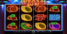 Vegas Hot 81 Online Slot