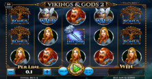 Vikings And Gods 2 Online Slot