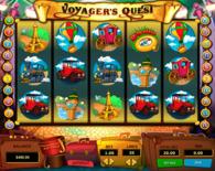 Voyagers Quest Online Slot