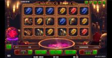 Warlocks Book Online Slot