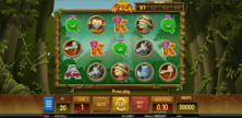 Wild Africa Online Slot