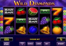 Wild Diamonds Online Slot