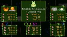 Wild Frog Online Slot