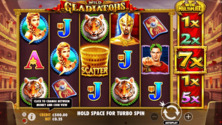 Wild Gladiators Online Slot