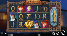 Wild Heist At Peacock Manor Online Slot