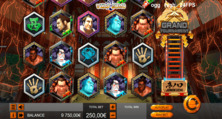 Wild Sumo Online Slot