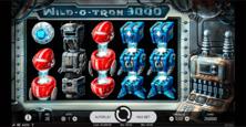 Wildotron 3000 Online Slot