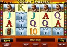 Wolf Moon Online Slot