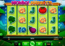 Wonky Wabbits Online Slot