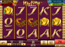 Wu Long Jackpot Online Slot