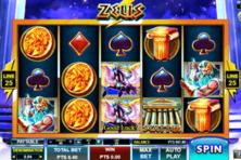 Zeus Spadegaming Online Slot